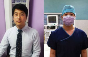 Dr. Ji Soo Kim (Podiatric Surgeon)