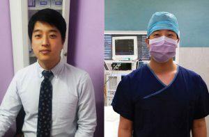 Dr. Ji Soo Kim (Podiatric Surgeon)