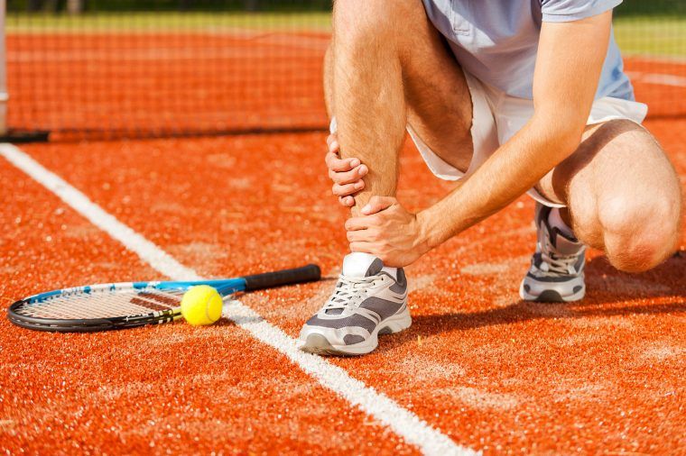 The Top Five Most Common Sports Injuries